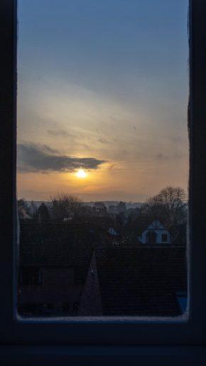 Day 12: Through my window